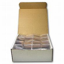 1.5 X 1.5 Unplasticized Flips (#60UN) No Inserts - (1,000 count) - L29777