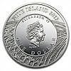 Niue 2012 Proof Silver $1 Butterflies - Goliath Birdwing - L26770