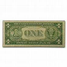 1935-D* $1 Silver Certificate (Fine - Very Fine) - L31743
