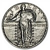 1930-S Standing Liberty Quarter - Almost Uncirculated - L31567