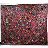 Indian Handmade Embroider Wall Art Fabric Decoration, 93incx79inc - L10661