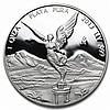 2013 1 oz Silver Mexican Libertad Proof - In Capsule - L24943