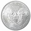 2005 1 oz Silver American Eagle (Brilliant Uncirculated) - L22857