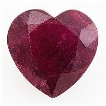 10.00ctw African Ruby Loose Gemstone - L17805