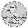 2013 1 oz Silver Australian Stock Horse - L24988