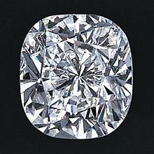 Cushion 1.0 Carat Brilliant Diamond F VS2 - L22909