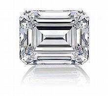 Emerald 1.02 Carat Brilliant Diamond D SI2 - L22569