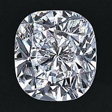 Cushion 0.73 Carat Brilliant Diamond D VVS2 - L22725