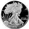 2006-W (Proof) Silver American Eagle PR-70 DCAM PCGS - L30620