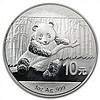 2014 1 oz Silver Chinese Panda - MS-69 PCGS - L28898