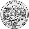 2011 Silver 5oz. Olympic ATB - L19427