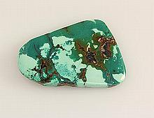 Natural Turquoise 83.25ctw Loose Gemstone 1pc Big Size - L21020