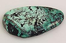 Natural Turquoise 97.38ctw Loose Gemstone 1pc Big Size - L21042
