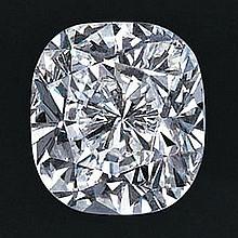 Cushion 1.0 Carat Brilliant Diamond F VS2 - L24265
