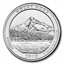 2010 5 oz Silver ATB - Mount Hood National Park, Oregon - L24816