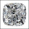 Cushion 0.83 Carat Brilliant Diamond F VS1 - L24181