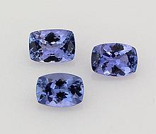 Natural African Tanzanite 2.71ctw Loose Gemstone AA+ - L20716