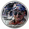 1 oz Dale Earnhardt Silver American Eagle (Colorized) - L22536