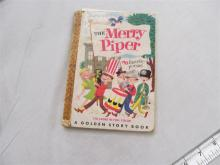 The merry Piper book of Poems