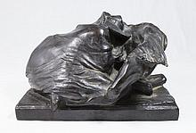 Solon Hannibal Borglum Bronze,