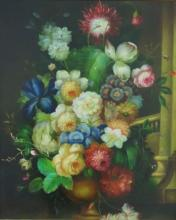 Ann Peters, Floral Still Life