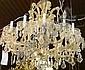 Crystal Maria Teresa chandelier