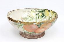 Limoges handpainted bowl