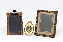 Miniature portrait of a