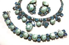 Designer Signed High End Vintage Costume Jewelry Auction