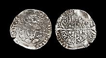 World Coins - Ireland - Henry VII - Facing Bust Groat