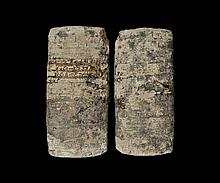 Western Asiatic Neo-Sumerian Ur III Grain Tablet