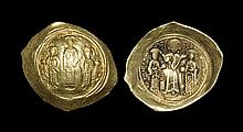 Ancient Byzantine Coins - Romanus IV - Histamenon Nomisma