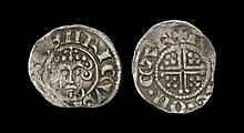 English Medieval Coins - John - Carlisle / Tomas - Short Cross Penny
