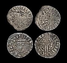 English Medieval Coins - Henry III - London and Canterbury - Long Cross Penny Group [2]