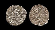 World Coins - Crusader Issues - John of Brienne - Egypt - Billon Denier