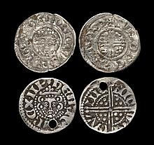 English Medieval Coins - Henry III - Canterbury and Winchester - Short and Long Cross Penny Group [2]