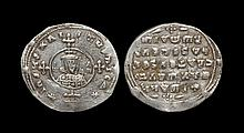 Ancient Byzantine Coins - John I Tzimisces - Inscription Miliaresion