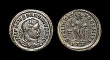 Ancient Roman Imperial Coins - Constantine I - Sol Follis