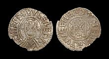 Anglo-Saxon Coins - Archbishop Wulfred - Canterbury / Sweferd - Monogram Penny