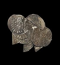 English Medieval Coins Henry II to Henry III - Short and Voided Long Cross Group [13]