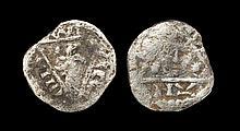 World Coins - Ireland - John - Dublin / Willem - Farthing