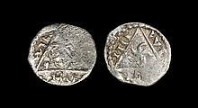 World Coins - Ireland - John - Dublin / Willem - Variant Farthing
