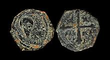 World Coins - Crusader States - Antioch - Tancred - Portrait Follis