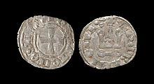 World Coins - Crusader States - Frankish Greece - Guy II de la Roche - Denier Tournois