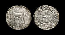 World Coins - France - Chartres - Chinonais Denier