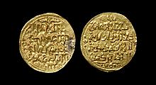 World Coins - Islamic - Malmuk Sultans of Egypt - Gold Dinar