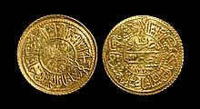 World Coins - Turkey - 1223 AH - Gold Rumi Altin