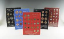 World Coins - United Nations - FAO - 'Food For All' Coin sets [5]
