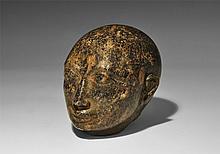 Egyptian Grand Tour Granite Head