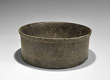 Western Asiatic Cylindrical Bowl
